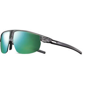 Julbo Rival Spectron 3 CF Sunglasses green grey translucent/black
